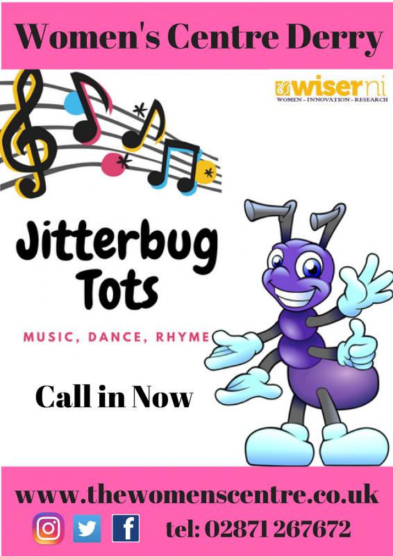 Jitterbug poster A2