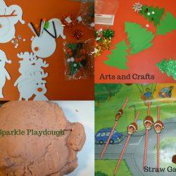 Sparkle Playdough